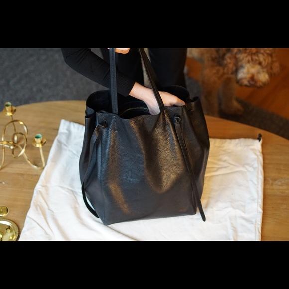d1ab4260e7bd Celine Handbags - 100% authentic Celine large cabas belt tote